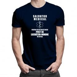 Salvator medical - T-shirt pentru bărbați