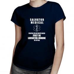 Salvator medical - T-shirt pentru bărbați și femei