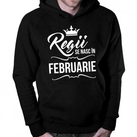 Regii se nasc în februarie