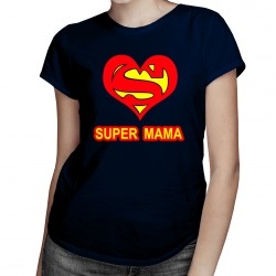 Super mama - T-shirt pentru femei